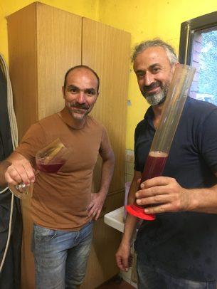 Cem Tilki and Roberto del Buono