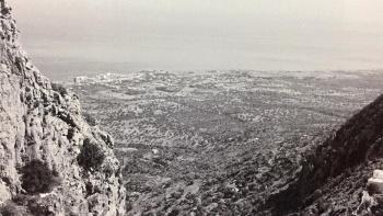 View of Kyrenia 1954