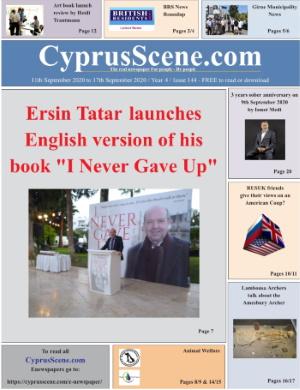 CyprusScene.com Enewspaer Issue 144_1 download