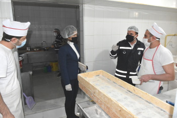Food inspections and Covid-19 controls continue in Girne (14)