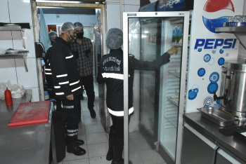 More Food Inspections and Covid-19 Controls by Girne Municipality (1)