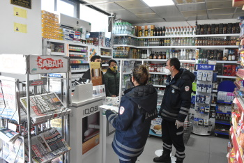 More Food Inspections and Covid-19 Controls by Girne Municipality (4)