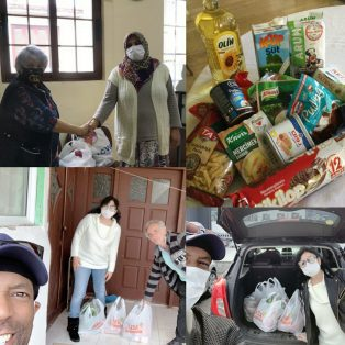 Rotary Club of Kyrenia Cosmopolitan food donation (1)