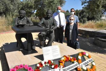 Ali Nesim of Zeytinlik was commemorated (4)