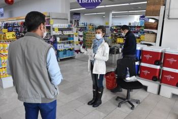 Food Hygiene And Covid-19 Controls Continue in Girne (3)