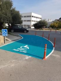 Girne road lines and cleaning operaton continues (2)