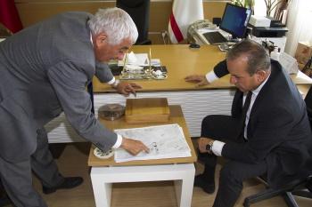 Visit to Güzelyurt Municipality