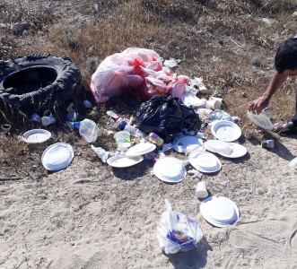 TRNC Ministry cleaning events in Alagadi and Karpaz regions (5)