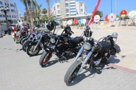Turkish Riders Chopper Club celebrated May 19 Youth and Sports Day (2)