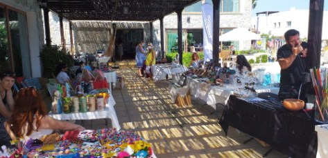 Joya Bar and Restaurant Market was a great success for Tulips (4)