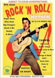 MAYHEM at Tawny's