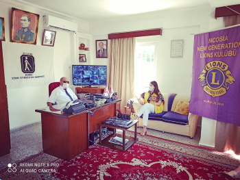 TRNC Lions Clubs working together (2)