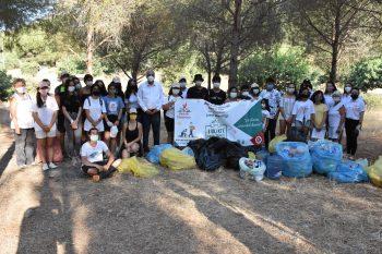 Boğaz Picnic Area clean-up (5)