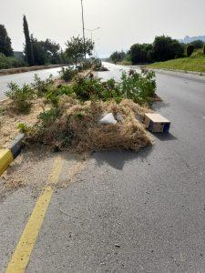 Girne road cleaning (15)