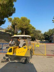 Girne school cleaning (1)