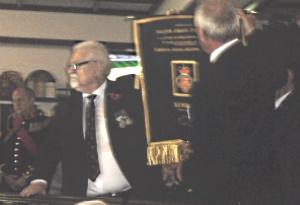 Lord Ken Maginnis and Brian Thomas