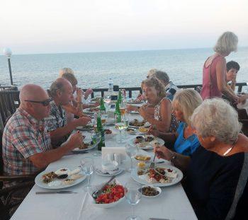 ATA social gathering meal! (1)