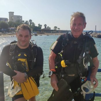 Cyprus Underwater Explorers 24 hour Dive-A-Thon (2)