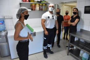 Girne Schools and Student Spaces being inspected (8)