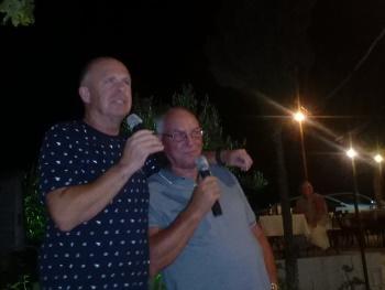 Stuart and Brian