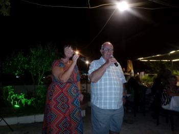 Tracey and Tony