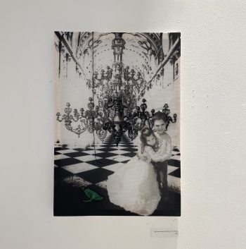 Eser Keçeci 'I Spy with my Little Eye' exhibition (2)