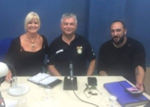 North Cyprus - BRT Radio - The Main Event with Steve Collard from CESV