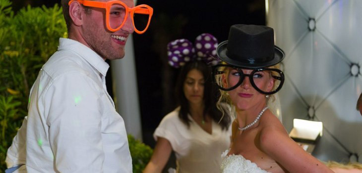 Photobooths for weddings - a blog about entertainment