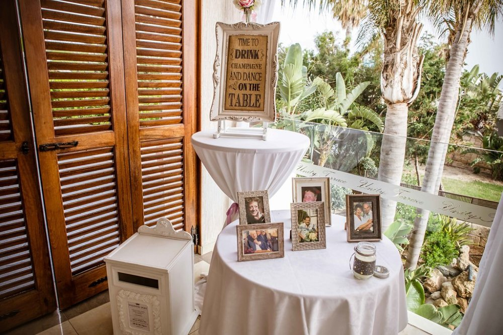 Romantic Wedding with Beautiful Little Touches
