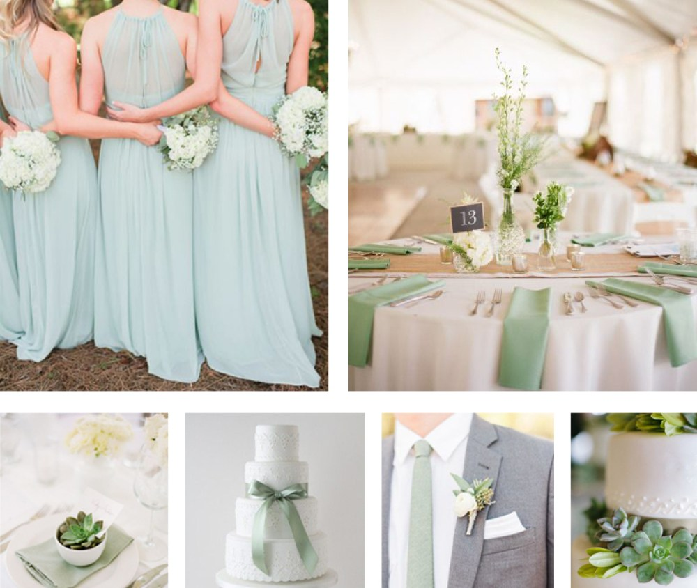 Sage Green the Perfect Colour
