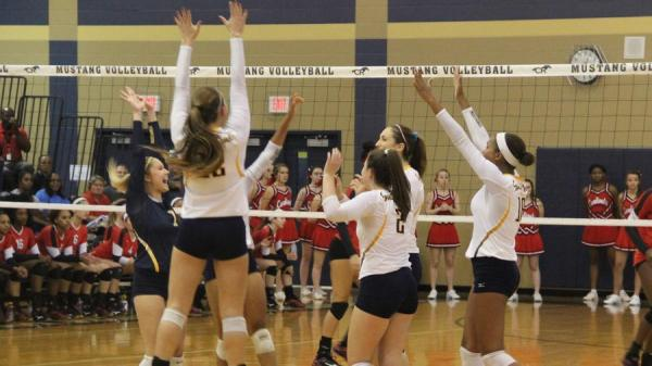 Volleyball Team Advances to Region Finals – The Mustang ...