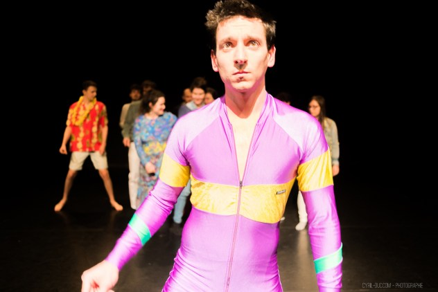 Filage costume Elvis Social Club