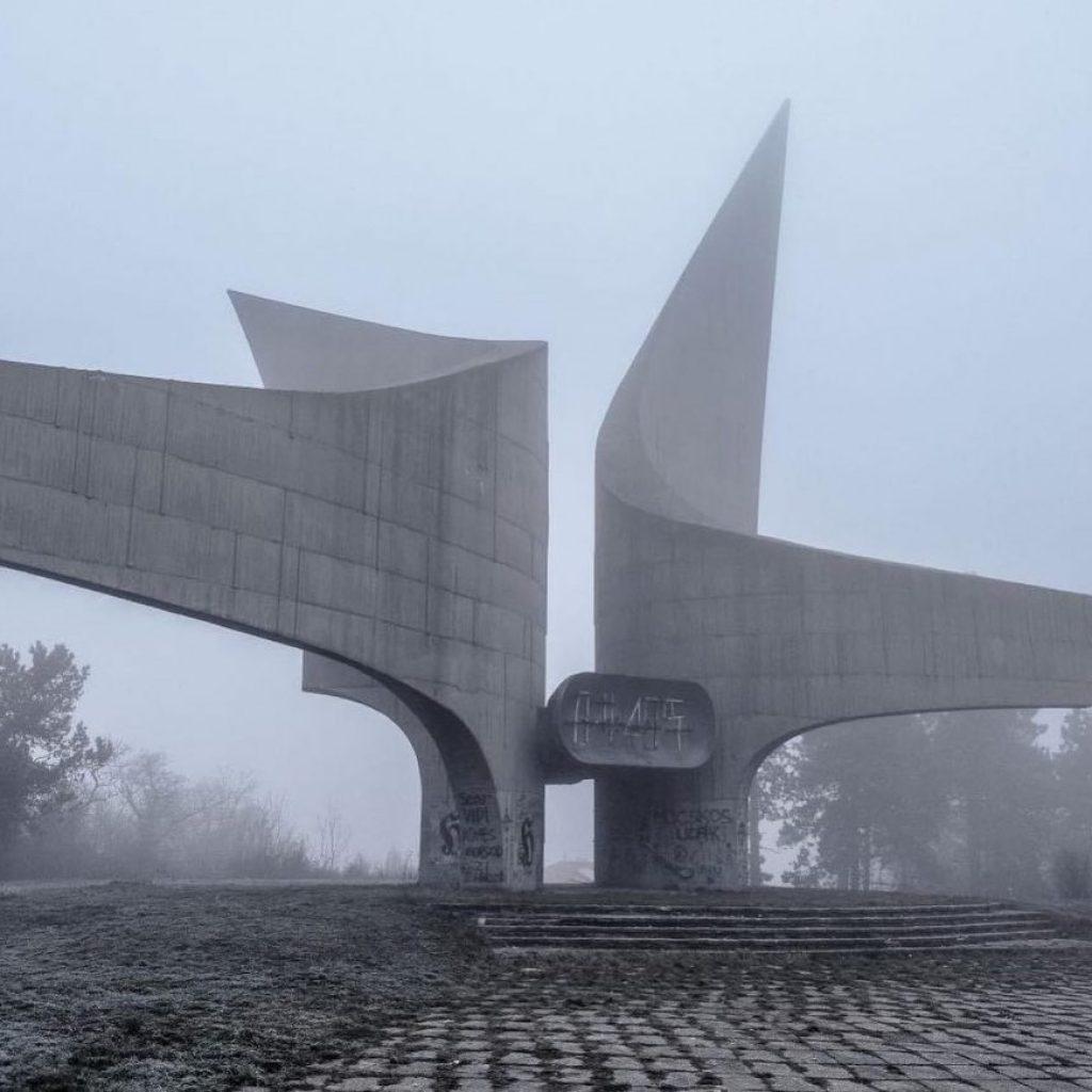 War memorial, Szombathely