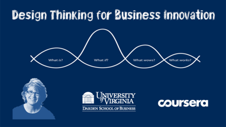 MOOC Design Thinking for business innovation