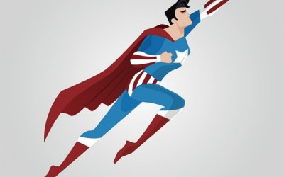 Comment je suis devenu un super-héros…