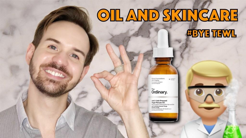 Oils skincare Cyrille Laurent