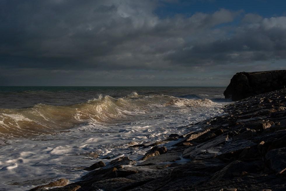 Black shores - Graye-sur-Mer 2020