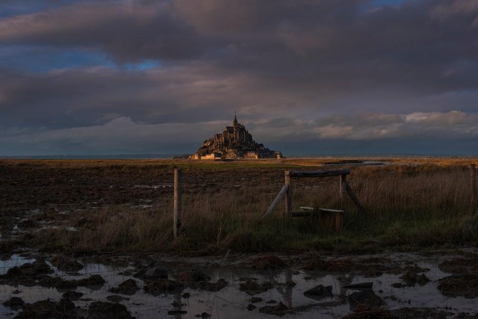 Island in the sky - Mont-Saint-Michel 2019