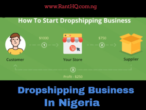 How To Start Dropshipping Business In Nigeria 2020