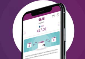 skrill account on mobile pics