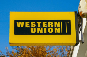 symbol of western union banks in nigeria