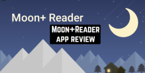 moon reader app for android