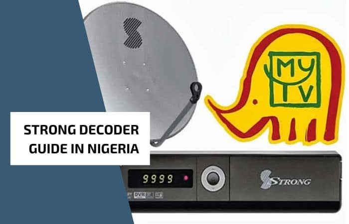 Strong Decoder Nigeria: Models, Channels and Prices 2021