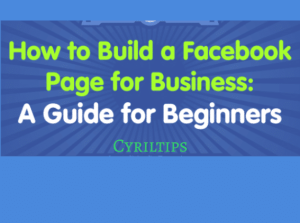How To Create A Facebook Business Page In 5 Easy Steps (2020)