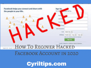 How To Recover Hacked Facebook Account In 5 Easy Steps (2020)