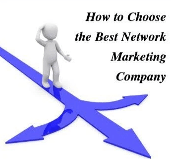 featurs of a good network marketing company
