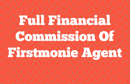 the commission structure of firstmonie agents