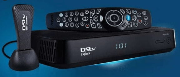 multichoice dstv decoder and prices in nigeria