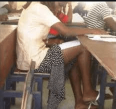 malpractice in weac exam hall