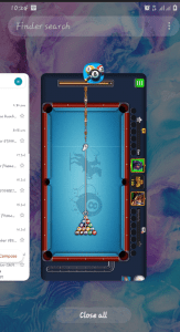 you ran out of time in 8 ball pool pics